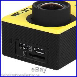 1080P Full HD WiFi Sport Action DV Car Ride DVR Diving Record with Waterproof Case