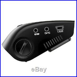 170 Wide Angle Full HD 1080P Mini Car DVR Camera Recorder With Ultra Dual Lens