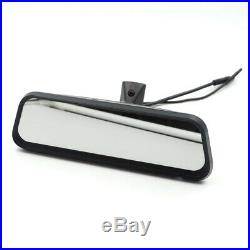 3X(Hd 8.5 Inch Full press Ips Screen Car Dvr Mirror Monitor With Double Z5V9)