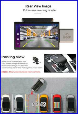 3in Full HD Screen Wifi 4G GPS Car DVR Driving Video Recorder+Camera Android 8.1