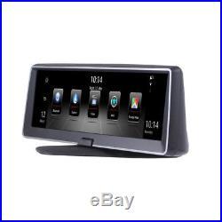 """7.84/"""" Full Touch IPS 4G ADAS Android 5.1 Car GPS Navigation WIFI FM DVR Recorder"""