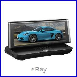 8 inch Touch 4G WiFi Android 5.1 Full HD 1080P Car DVR Camera Dual Lens Dash Cam