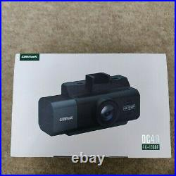 Campark DC40 3 Channel Dash Camera for Cars 4K+1080P NEW