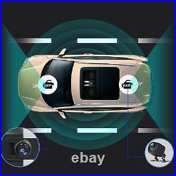 Car DVR Lower Power Comsumption Dual Cameras Full HD-compatible Premium for Cars