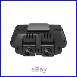 Car Vehicle V2 Cam DVR Dual 1080p Full HD 170 Degrees Wide Angle Video Recorder