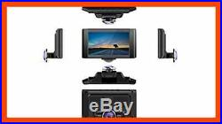 Dash Camera For Cars 360° Wide Angle 1080P Full HD Cam Front & Rear Car DVR 5 I