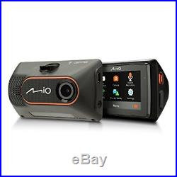 Mio MiVue 766 WiFi Touch Full HD 1080p In Car Dash Cam and DVR with GPS, Sony