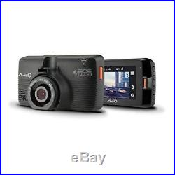 Mio MiVue 792 WiFi Pro Full HD 1080p at 60 fps In Car Dash Cam and DVR with GP