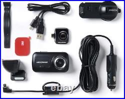 Nextbase 222x Front and Rear Dash Cam Full 1080p/30fps HD Recording in Car