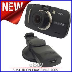 Silent Witness SW006 3 LCD Full HD Dash CameraCarDVR CamcorderGPSBlackNew