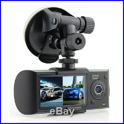 Silent Witness SW011 Car Twin DVR Compact Accident HD Camera